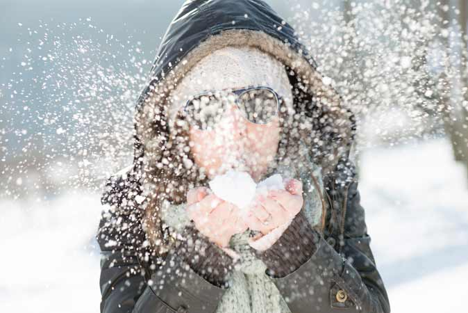 4 Snow Day Photography Ideas