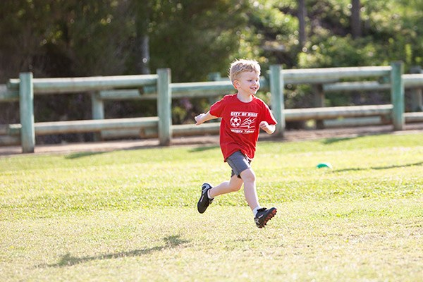 5 Tips for Taking Great Action Shots of Kids