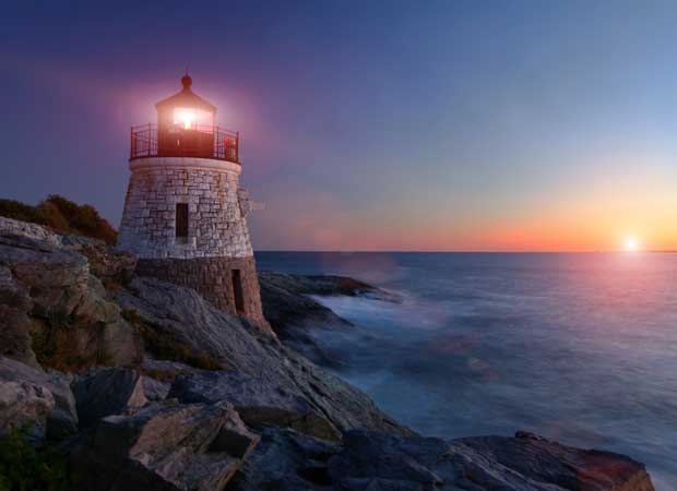 Add a Lighthouse to Your Landscape
