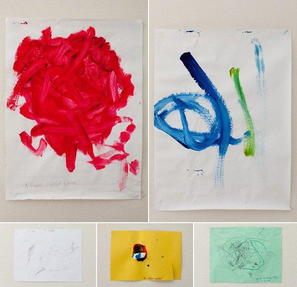 Digitizing Childhood Artwork image