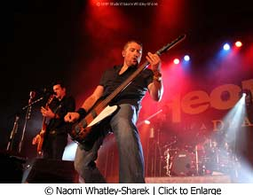 Theory of a Deadman Dean Back