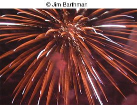 Shooting Fireworks with a Digital Camera