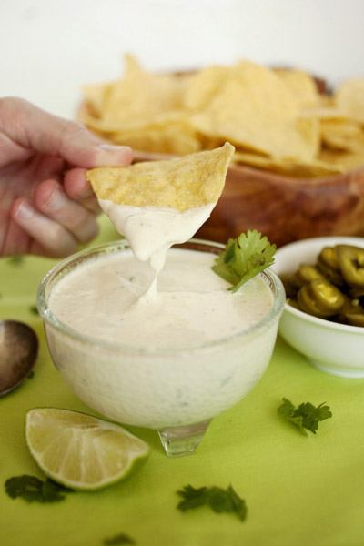 Creamy Jalapeño Ranch Dip Recipe