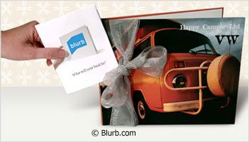 blurb gift card