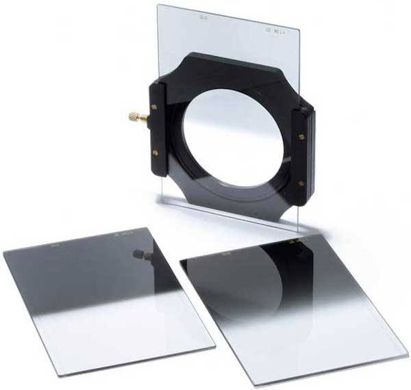 Graduated ND Filters and a filter holder. They will fit on most lenses with the appropriate sized adapter ring.