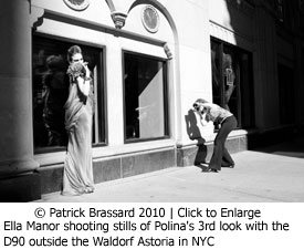 Ella Manor shooting Can't Hold Me Back