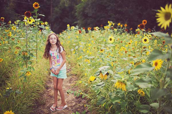 Five Easy Steps to Taking Better Outdoor Portraits