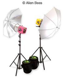 Digital Studio Lighting
