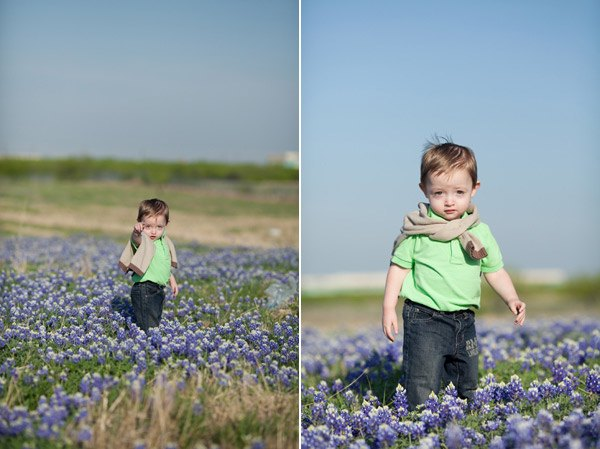 How to Take Portraits in Patches of Wildflowers