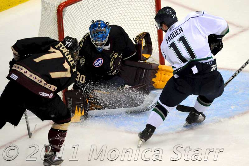 Monica Stark Hockey photo