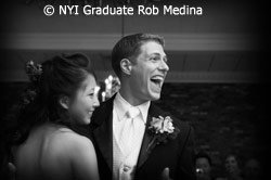 Wedding photo by NYI Graduate Rob Medina