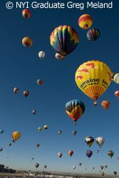 Photographing Hot Air Balloons