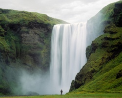 A Lesson in Photographing Waterfalls