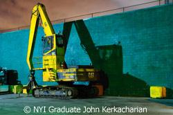 Student Profile John Kerkacharian
