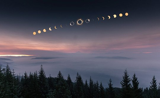 This NYIP Grad's Eclipse Photo Went Viral Overnight