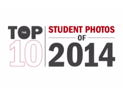 Top 10 Student Photos of 2014